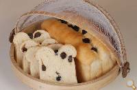 Handmade Raisin Bread